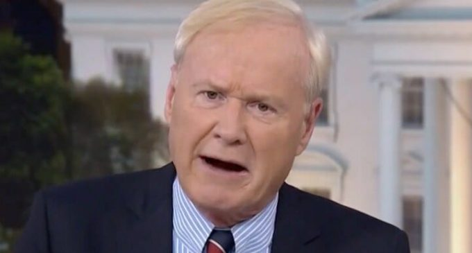 Matthews Blows Lid: 'How Could They Let Trump Off the Hook?'