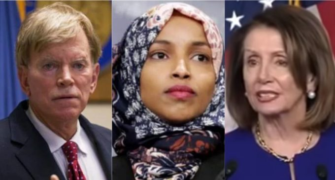"David Duke Praises Rep. Ilhan Omar: ""Most Important Member of the US Congress"""