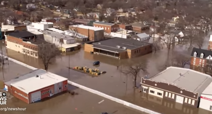 NOAA: Historic Flooding Expected to Put 200 Million at Risk