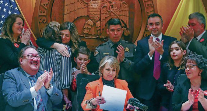 New Mexico Criminalizes Private Gun Sales
