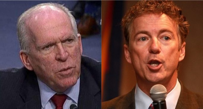 Paul: Brennan Attached Steele Dossier to Intel Report Because 'Nobody Believed It Was Real'