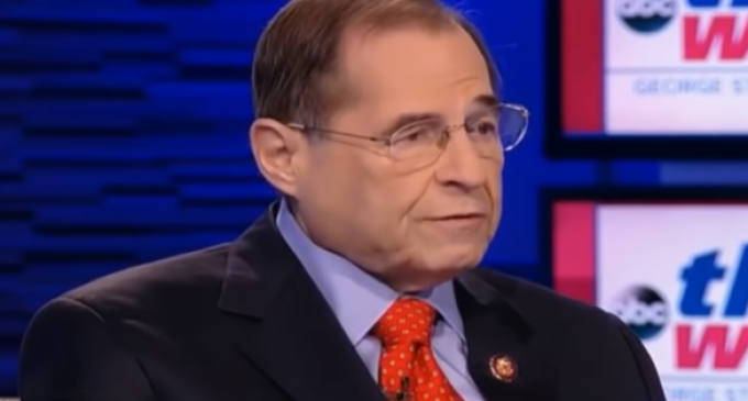 Nadler: Judiciary Committee to Request Documents from Over 60 Trump People, Organizations