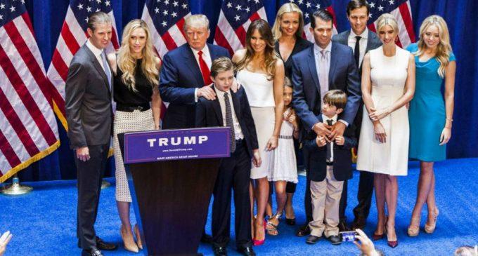Report: AG Barr Gave Mueller Permission to Indict Trump's Children, Kushner