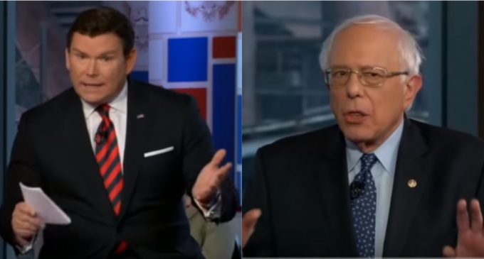 Sanders Loses Grip When Confronted About His Millionaire Status, Miniscule Charitable Contributions