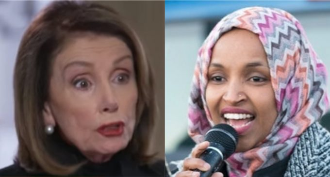 Pelosi Admits She Defended Ilhan Omar's 9/11 Remarks Without Having Heard Them