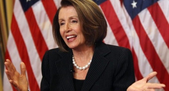 Nancy Pelosi Wins 'Profile in Courage' Award