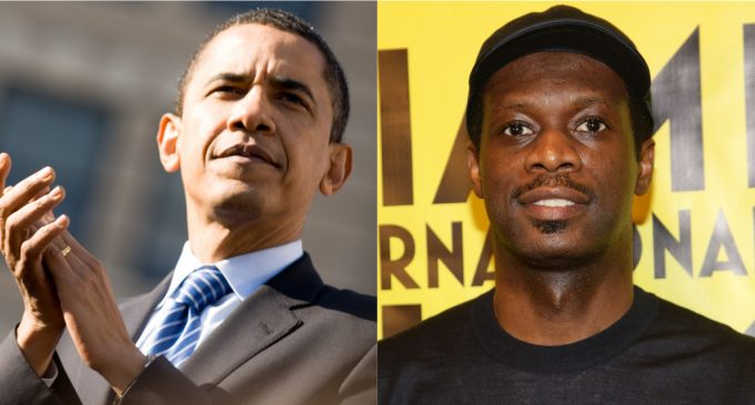Rapper Indicted for Funneling Millions in Foreign Money into Obama Presidential Campaign