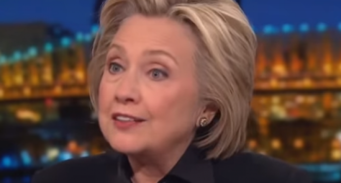 Hillary Clinton Calls on China to Steal President Trump's Tax Returns