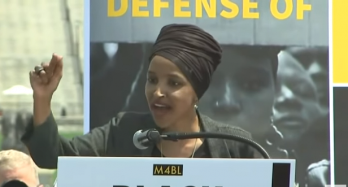 Ilhan Omar: 'This is Not Going to Be the Country of White People'