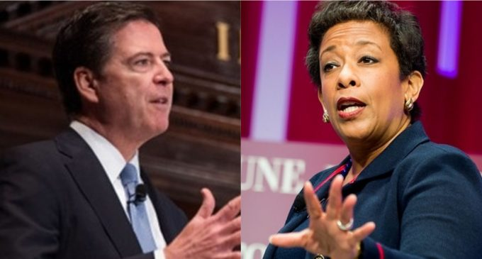 Lynch Now Denies Directing Comey to Characterize Clinton Probe as a 'Matter'