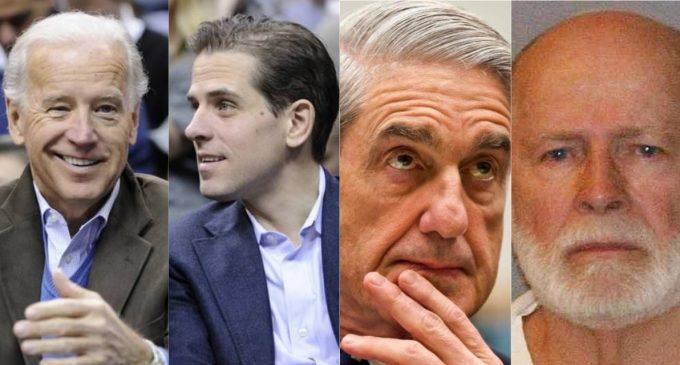 Hunter Biden Partnered with Nephew of Mobster Connected to Robert Mueller
