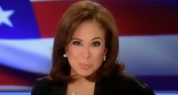 Judge Pirro: Investigation Into 'Coup' Against Trump is Underway