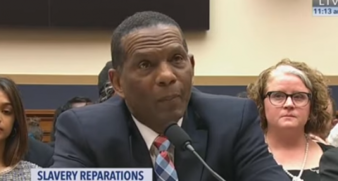 """NFL Legend: """"If Anyone Owes Reparations It's Democrats"""" for """"All the Misery Brought to My Race"""""""