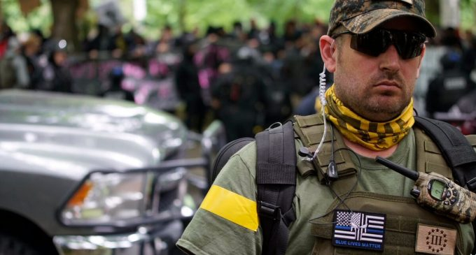 Armed Militias Pledge to Protect Oregon GOP Lawmakers from Governor 'At Any Cost'