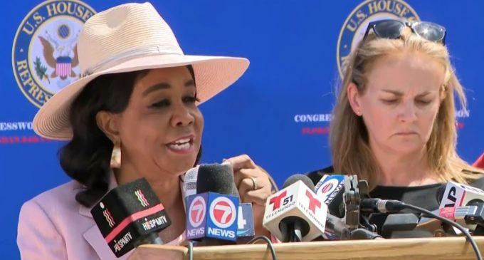 Rep. Wilson: We Must Prosecute People Who Mock Members of Congress