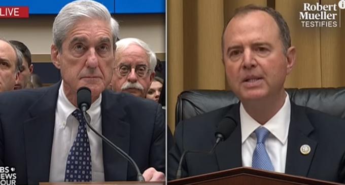 Hearings: Mueller's Report Wasn't Mueller's Report