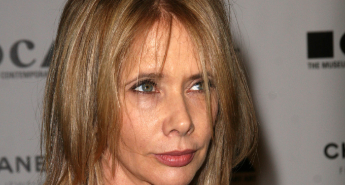 Rosanna Arquette: 'I'm Sorry I Was Born White and Privileged. It Disgusts Me. I Feel so Much Shame'
