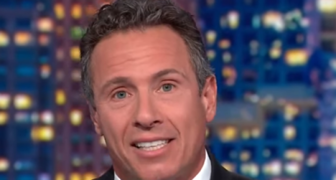 Chris Cuomo Hits Trump Because He's Not Aging Like Past Presidents