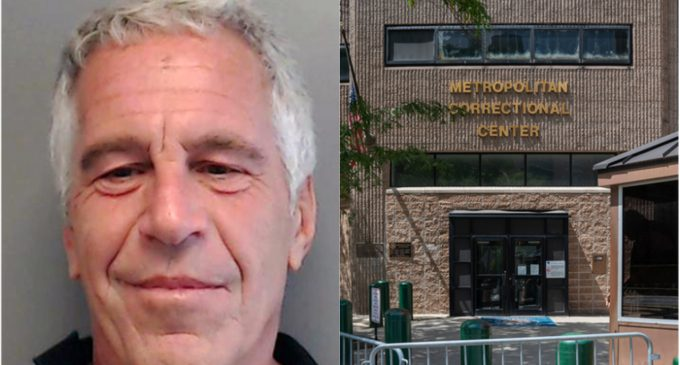 Source: Epstein Left Alone for HOURS Before Apparent Suicide