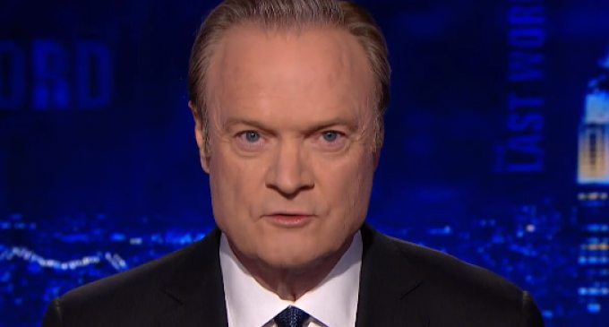 O'Donnell Makes On-air Apology for Claims About Trump-Russia Financial Ties