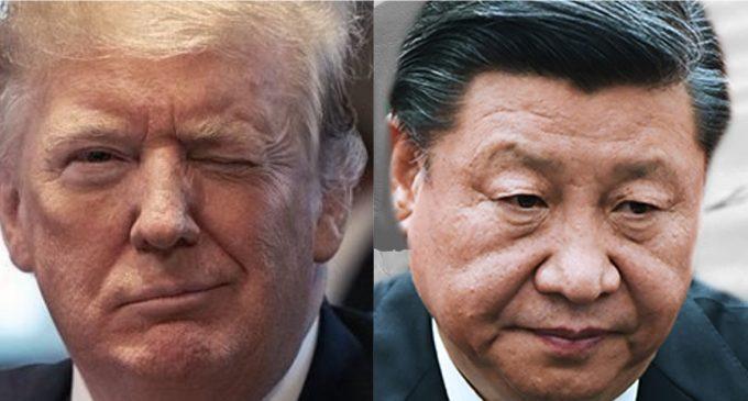 President Trump Winks as China Blinks