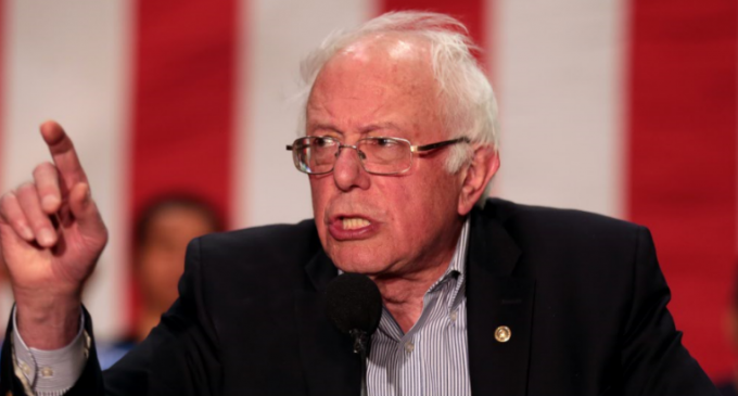 Sanders: U.S. Should Fund Abortions in 3rd World Nations to Fight Climate  Change