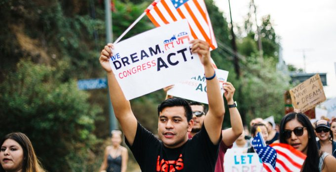 DACA Illegals Sue to Remain on Welfare and Claim Green Card