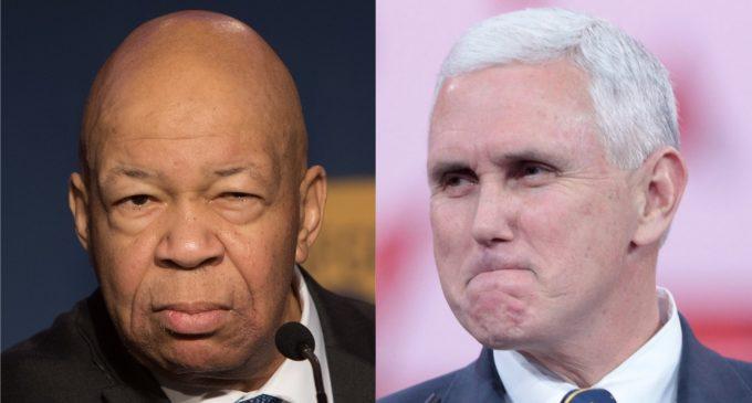 Cummings Opens Probe Into VP Pence's Stay At Trump's Ireland Resort