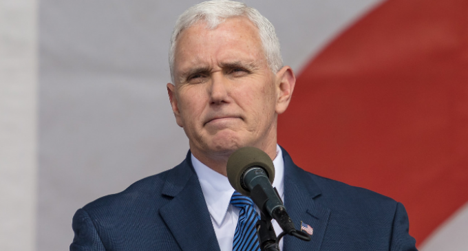 """NC Teacher Under Investigation after Allegedly Telling Class VP Pence Should be """"Shot in the Head"""""""