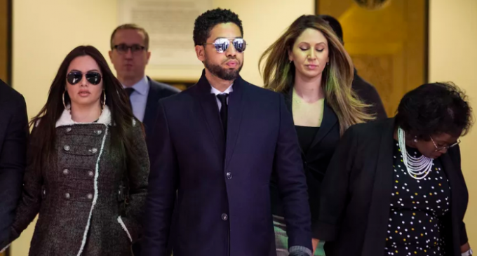 Smollett's Defense: Even if He Lied, Police Shouldn't Have Been so Vigorous