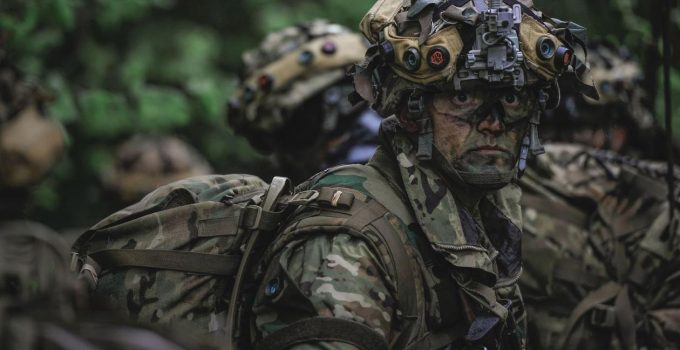 In the Crosshairs of the US Special Forces