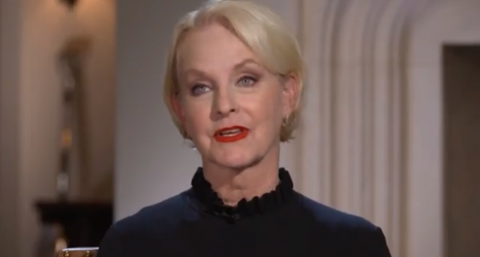 "Cindy McCain: My Husband ""Would Be Disgusted"" With Republican Party Today"