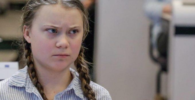 Down & Out in America: How Thunberg Can Get Back Home to Europe