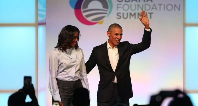 Five Obama Schemes Funding the Resistance Against Trump