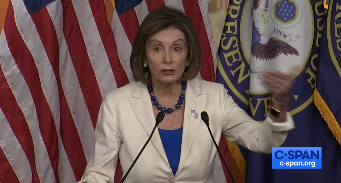 "Pelosi's ""Dear Colleague"" Letter Sounds More Like ""Dear Comrade"" Message"