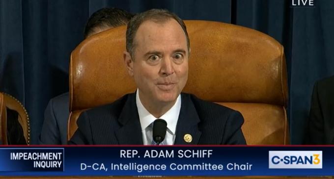 MSNBC Russia-Collusion Hoax True Believer as Schiff's Impeachment Expert Attorney