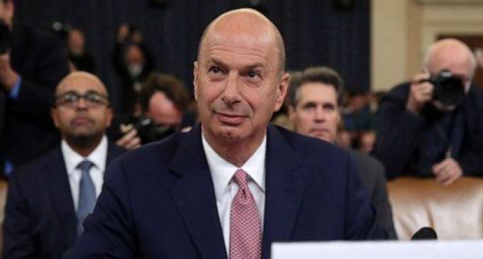 Sondland Testifies Trump Guilty…of NOT Wanting Quid Pro Quo?