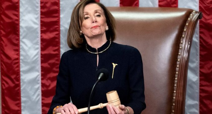 Pollack: Senate Should Charge Pelosi with 'Obstruction of Congress'