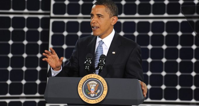 Obama-Backed Solar Company Busted in Huge Ponzi Scheme