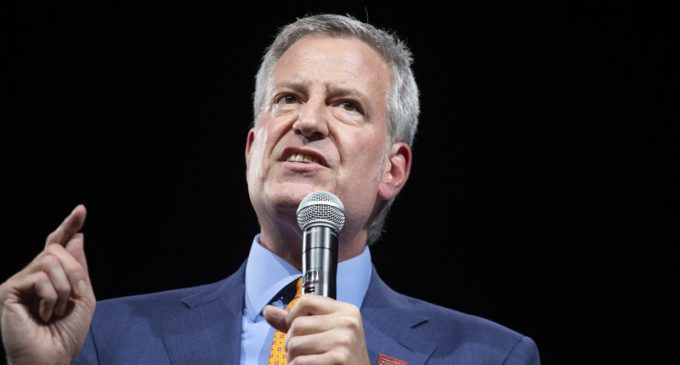 DeBlasio Explains Why He's Allowed to Go to Gym But You Aren't