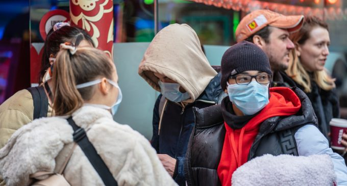 Report: US Hospitals Preparing for 96 Million Coronavirus Infections, Nearly Half a Million Deaths