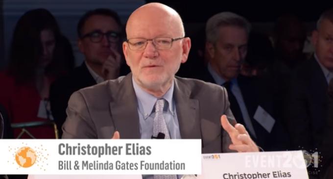 Gates Foundation, Johns Hopkins Hosted Coronavirus Pandemic Simulation Last October