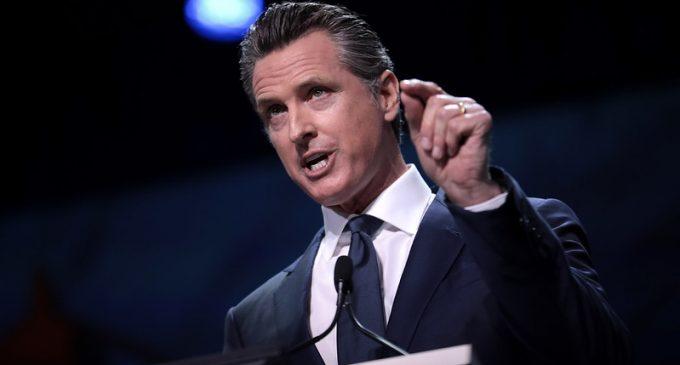Gov. Newsom: California Prepared to Enact Martial Law if Its a 'Necessity'