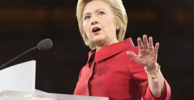 Judge Orders Hillary Give Sworn Deposition After Tossing 'Preposterous' Defense