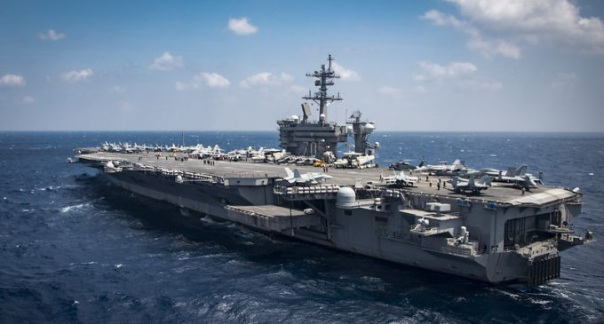 China Threatens EMP Attack on U.S. Ships in South China Sea
