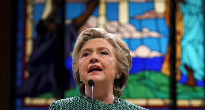 Hillary: Trump Has 'Tried to Hijack Christianity'