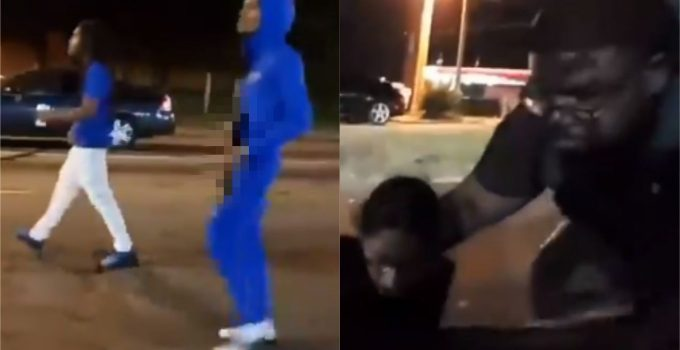 Gunfight Erupts in Atlanta Between Rival Gangs Roaming Streets