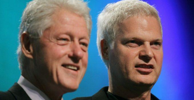 Lifelong Friend of Bill Clinton Jumps to His Death