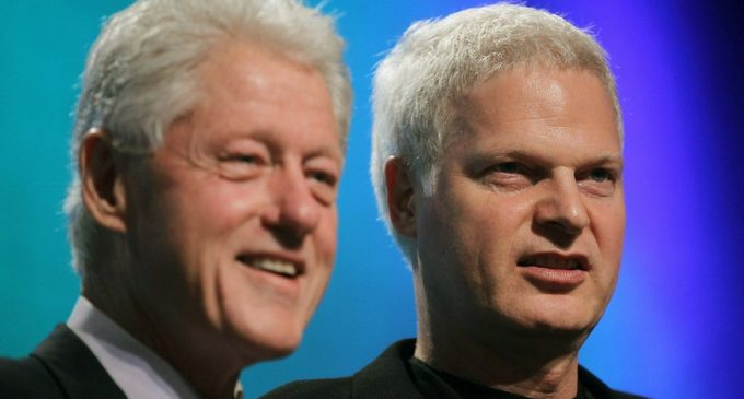 Lifelong Friend of Bill Clinton Jumps to His Death