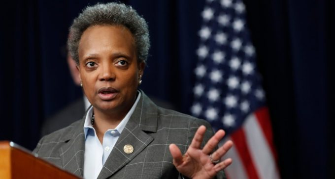 Chicago Mayor Lightfoot Pleads with Walmart, Other Retailers to not Abandon City